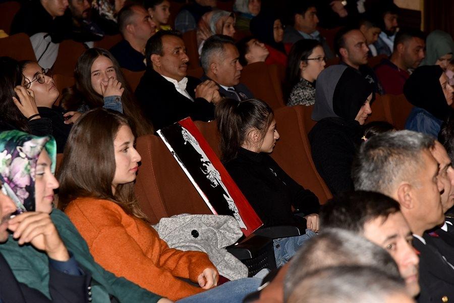 Karaman'da 10 Kasım Anma Törenleri 12