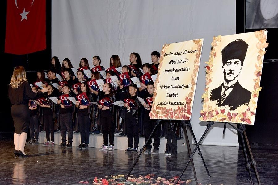 Karaman'da 10 Kasım Anma Törenleri 13