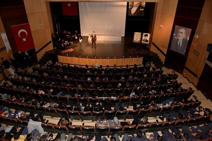 Karaman'da 10 Kasım Anma Törenleri 14