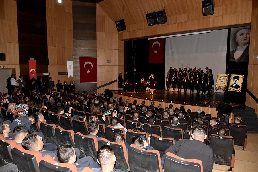 Karaman'da 10 Kasım Anma Törenleri 15