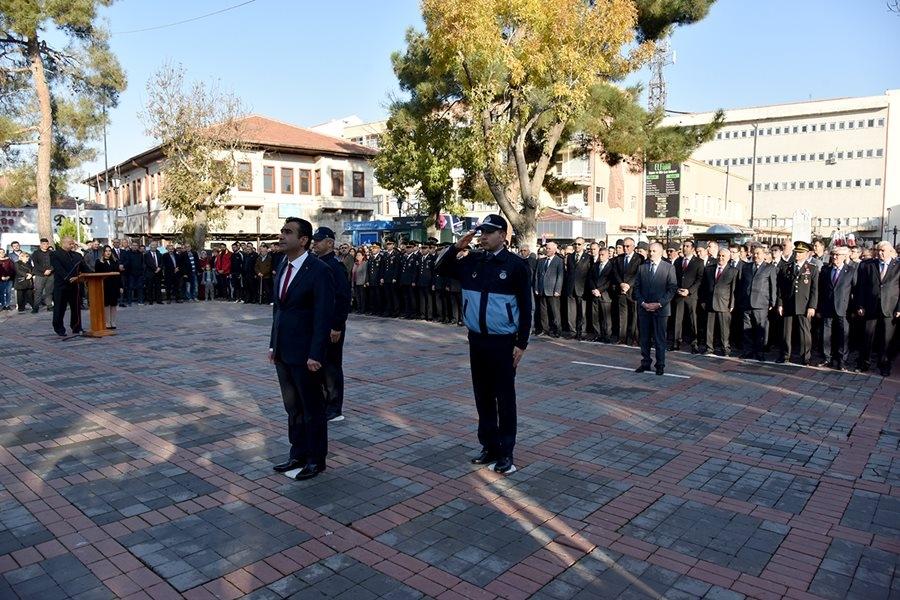 Karaman'da 10 Kasım Anma Törenleri 4