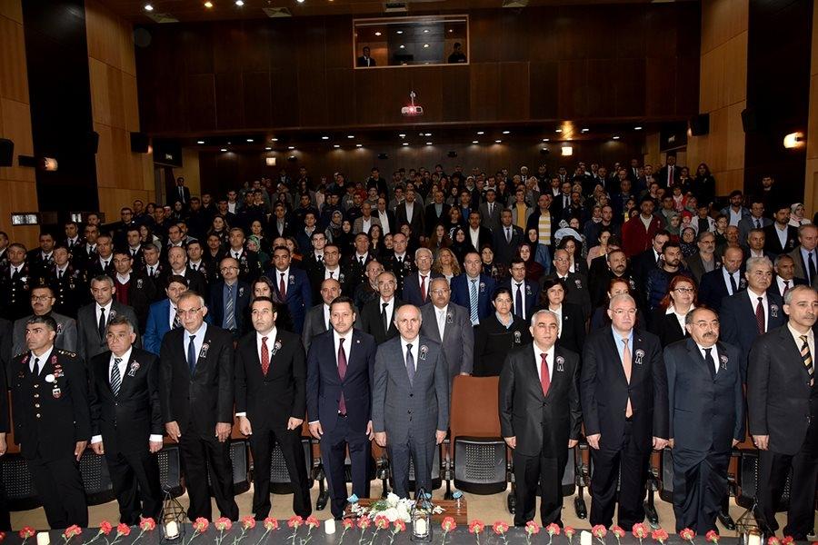 Karaman'da 10 Kasım Anma Törenleri 9