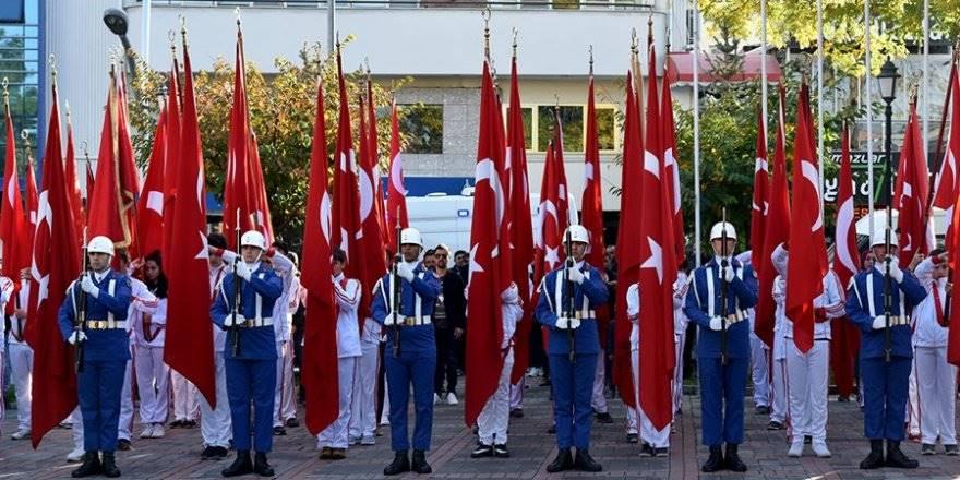 Karaman'da 10 Kasım Anma Törenleri