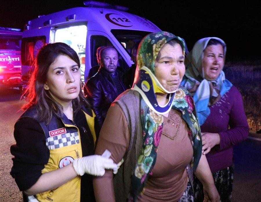 Aksaray'da Feci Kaza 5