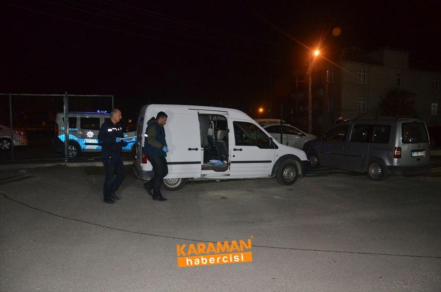 Karaman'da Büyüyen Tartışma Kanlı Bitti 1