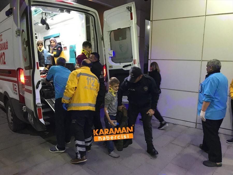 Aksaray'da Otobüs Kazası 3