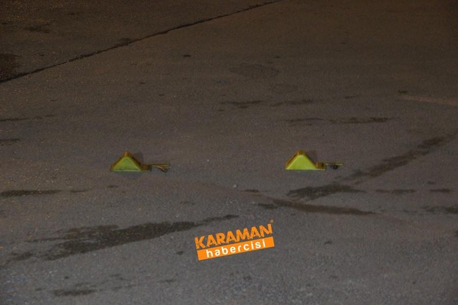 Karaman'da Silahlı Bıçaklı Kavga 10