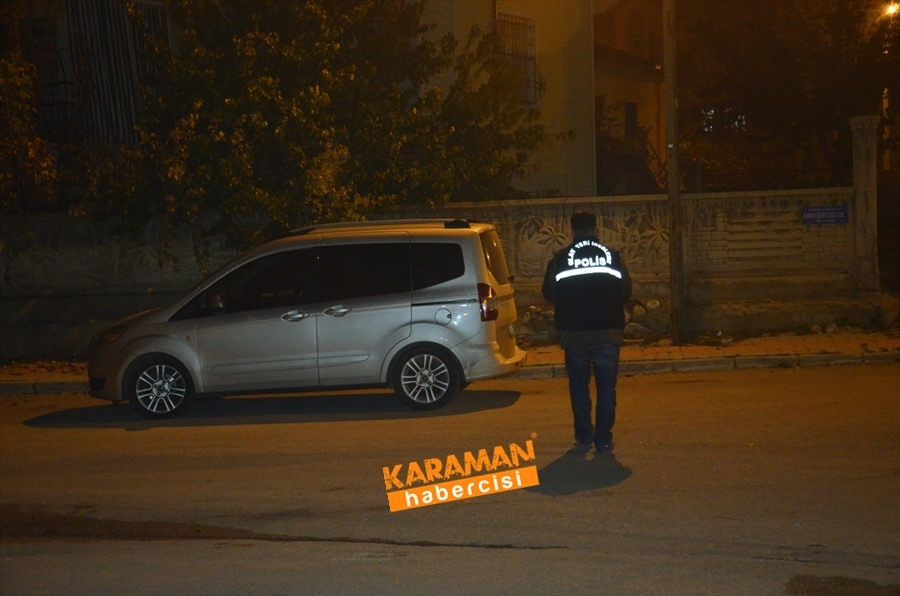 Karaman'da Silahlı Bıçaklı Kavga 6