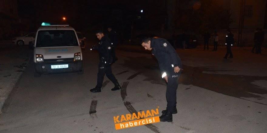 Karaman'da Silahlı Bıçaklı Kavga