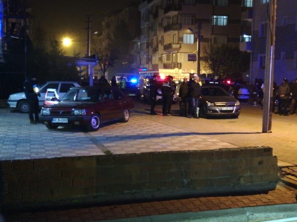 Karaman'da Hareketli Gece 1