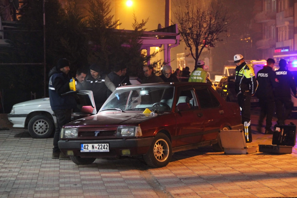 Karaman'da Hareketli Gece 12