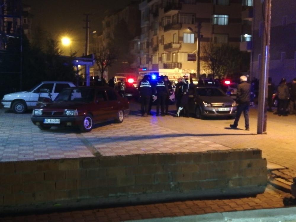Karaman'da Hareketli Gece 3