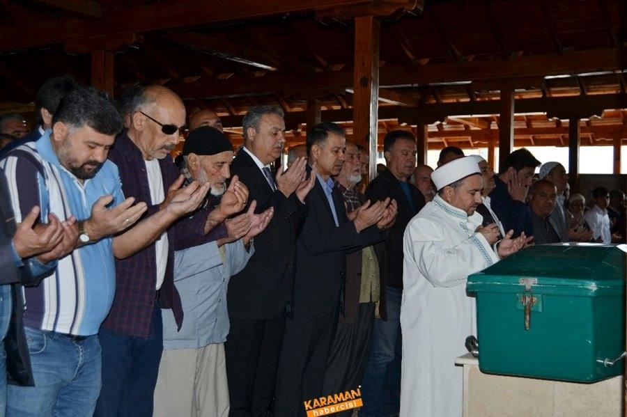 İstihbarat Daire Başkanı Tümgeneral Ali Serin'in Acı Günü 2