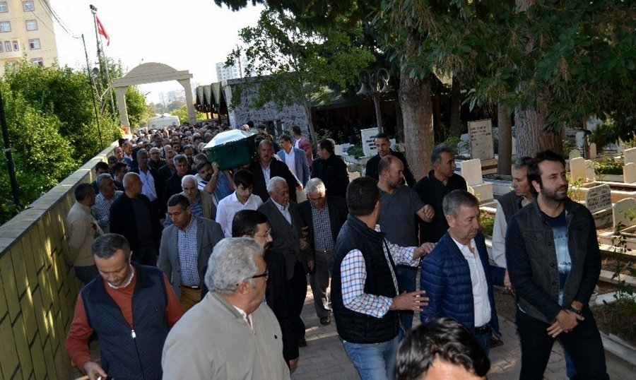 İstihbarat Daire Başkanı Tümgeneral Ali Serin'in Acı Günü 3