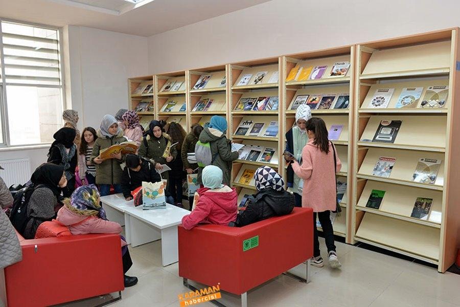"""""""Hamarat Eller Kodluyor"""" Projesi Kapsamında Kmü'ye Ziyare 3"""