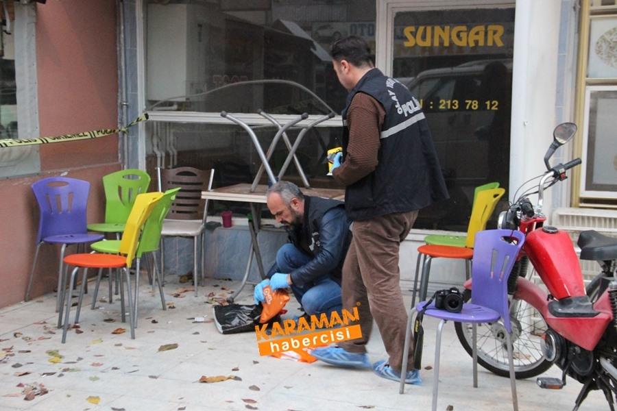 Karaman'da Bıçaklı Kavga 6