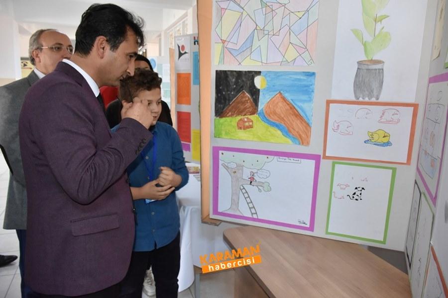 Karaman'da Öğrenciler Araştırmalarını Sundular 12