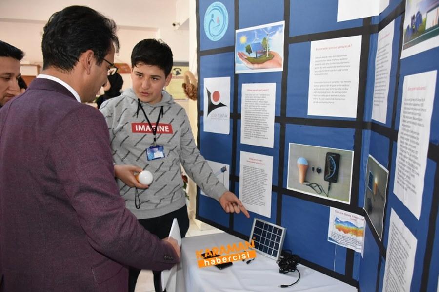 Karaman'da Öğrenciler Araştırmalarını Sundular 16