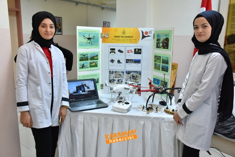 Karaman'da Öğrenciler Araştırmalarını Sundular 20