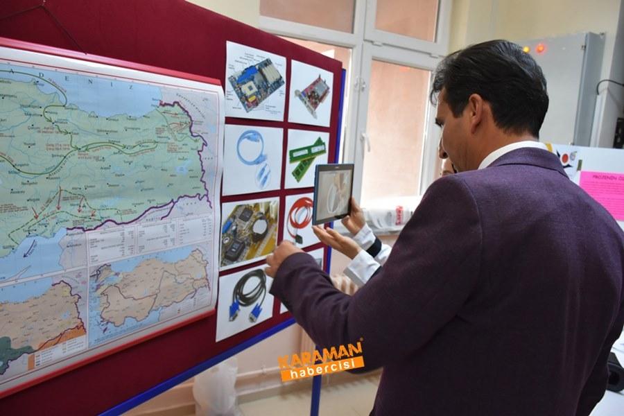 Karaman'da Öğrenciler Araştırmalarını Sundular 22