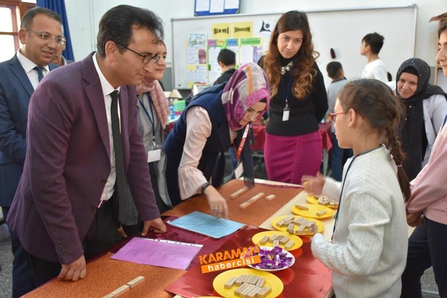 Karaman'da Öğrenciler Araştırmalarını Sundular 3