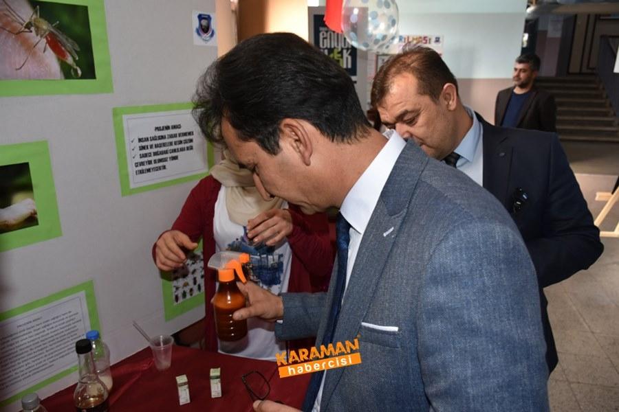 Karaman'da Öğrenciler Araştırmalarını Sundular 31