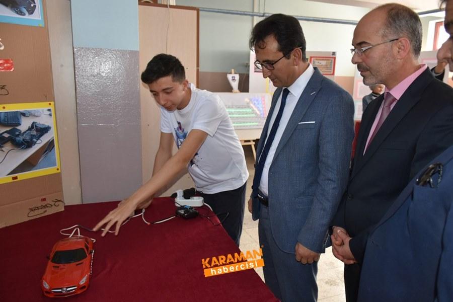 Karaman'da Öğrenciler Araştırmalarını Sundular 35