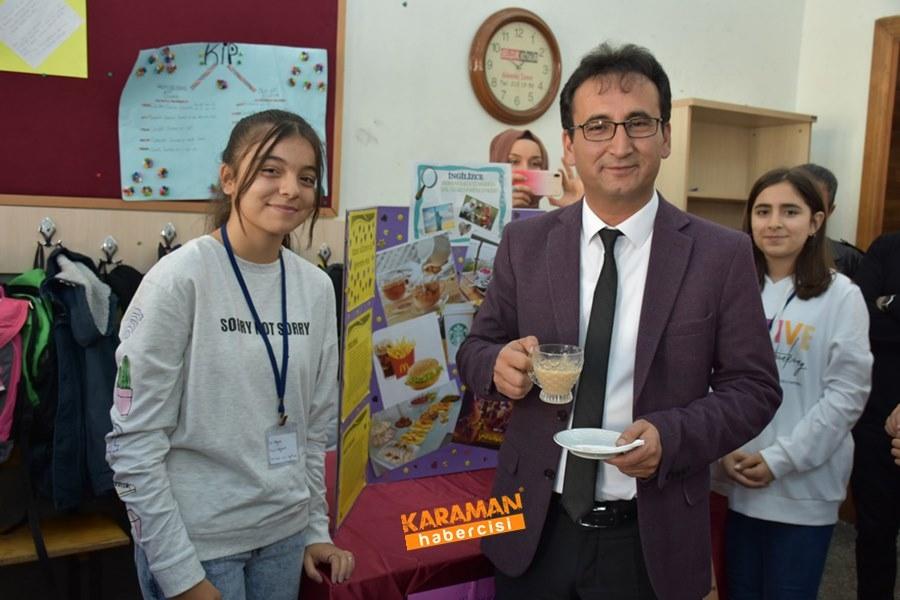 Karaman'da Öğrenciler Araştırmalarını Sundular 4