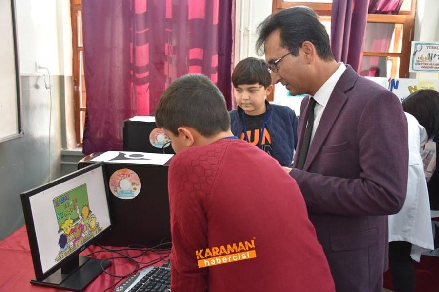 Karaman'da Öğrenciler Araştırmalarını Sundular 6