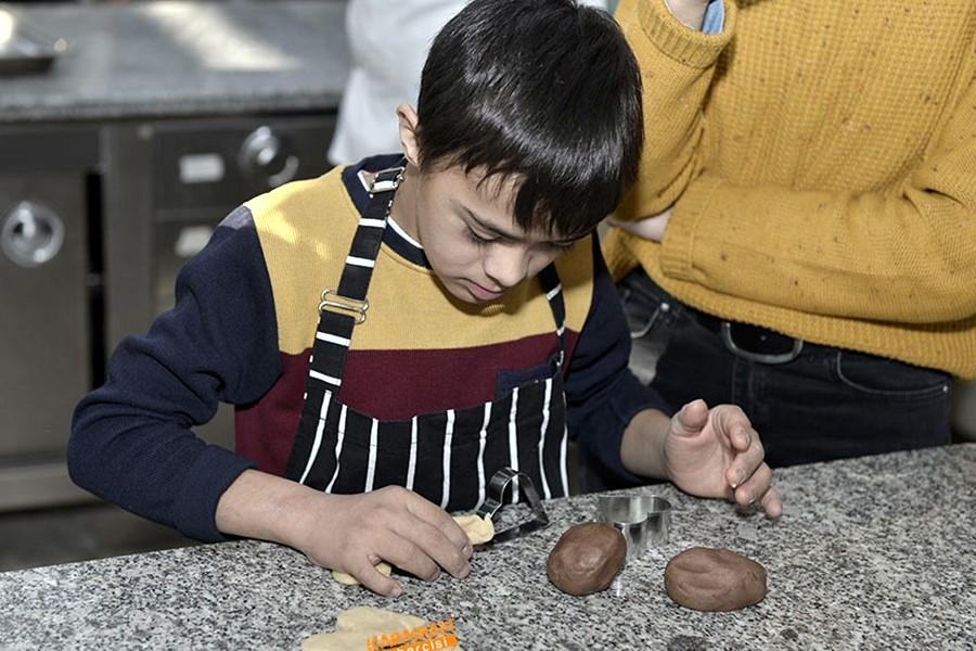 Özel Öğrenciler Mutfakta 3