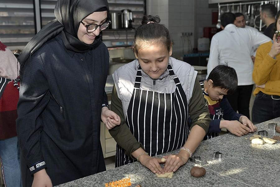 Özel Öğrenciler Mutfakta 7