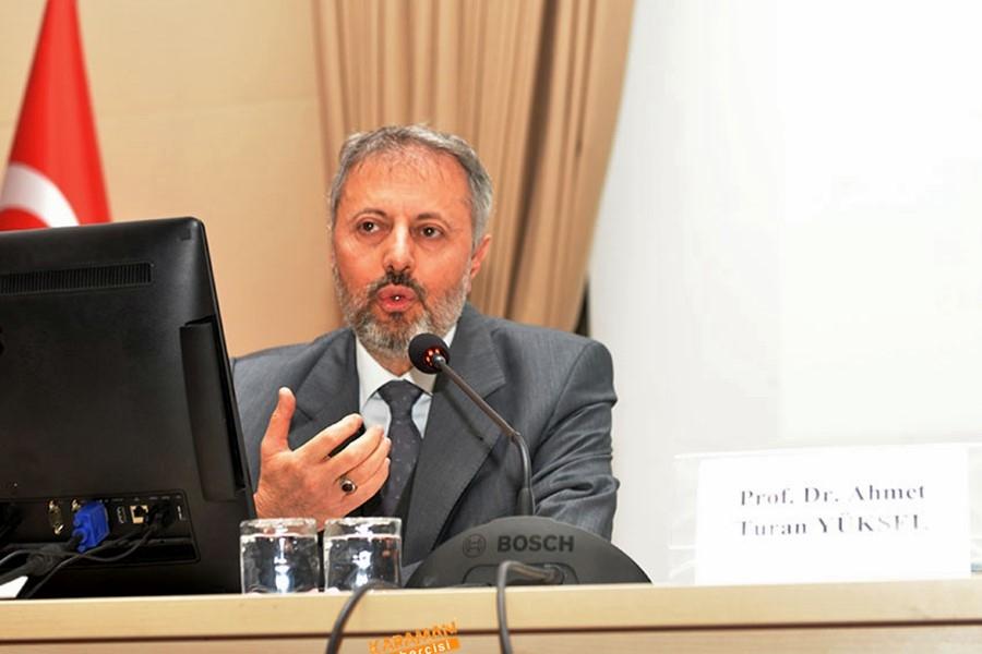 Prof.Dr.Fuat Sezgin Anısına Sergi ve Panel 7