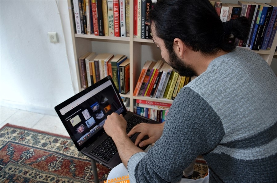 """Karaman'da Esnaf Aa'nın """"Yılın Fotoğrafları"""" Oylamas 1"""