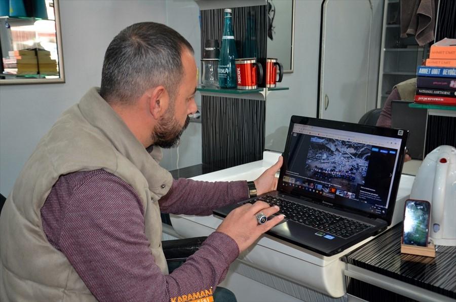 """Karaman'da Esnaf Aa'nın """"Yılın Fotoğrafları"""" Oylamas 3"""