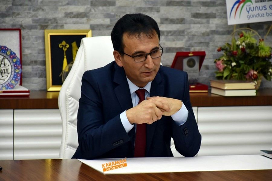Rümeysa Sena Uysal, Ayşenur Keskin'in Karaman'ın Gururu Oldu 2