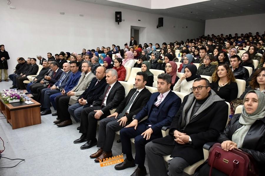 Karaman'da Anadolu Mektebi Rüzgârı Esti 1
