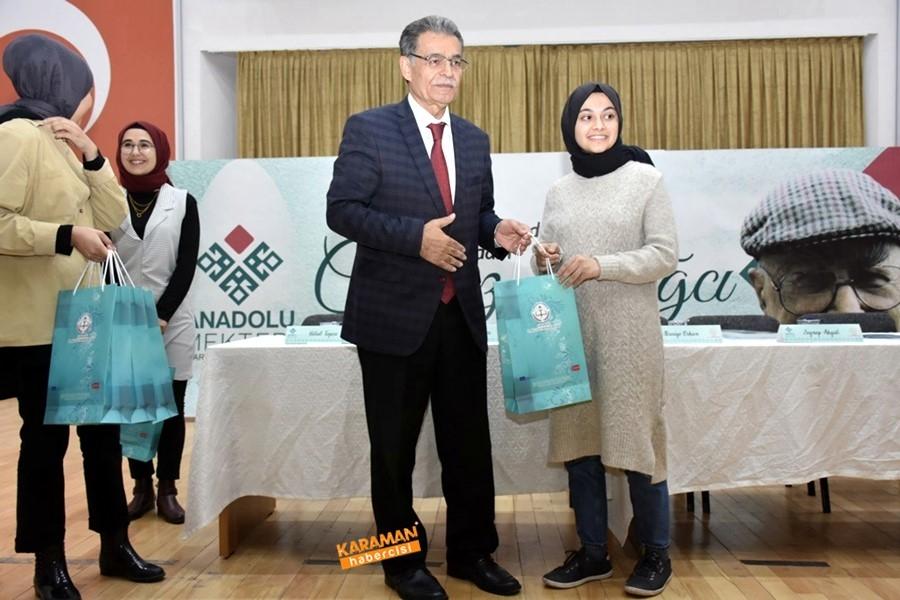 Karaman'da Anadolu Mektebi Rüzgârı Esti 19
