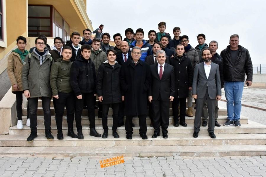 Karaman'da Anadolu Mektebi Rüzgârı Esti 21