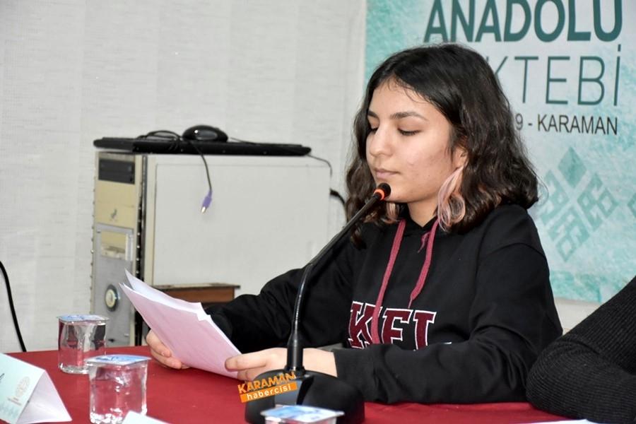 Karaman'da Anadolu Mektebi Rüzgârı Esti 22