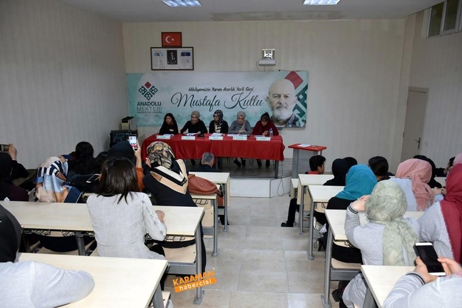 Karaman'da Anadolu Mektebi Rüzgârı Esti 24