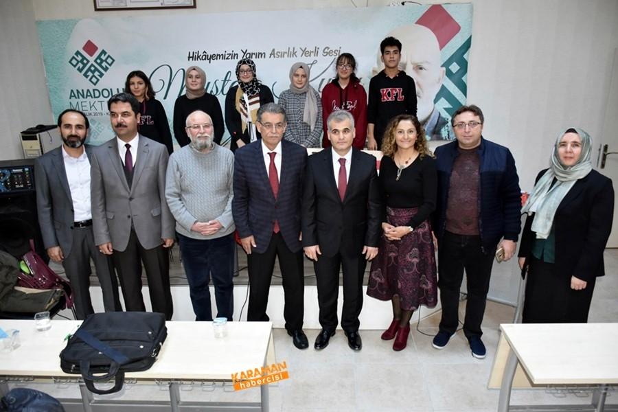 Karaman'da Anadolu Mektebi Rüzgârı Esti 32