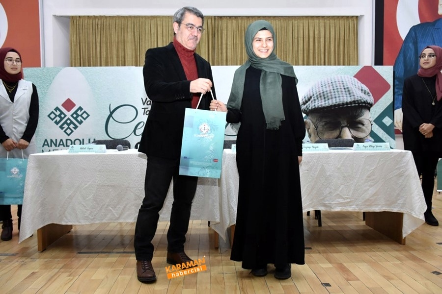 Karaman'da Anadolu Mektebi Rüzgârı Esti 33