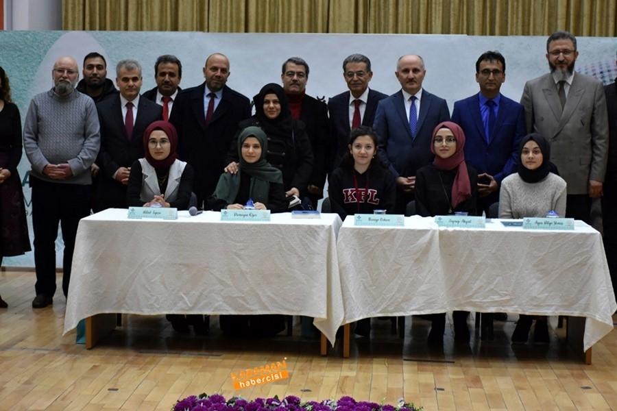 Karaman'da Anadolu Mektebi Rüzgârı Esti 35