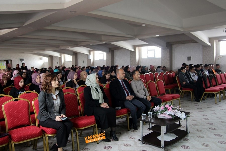 Karaman'da Anadolu Mektebi Rüzgârı Esti 37