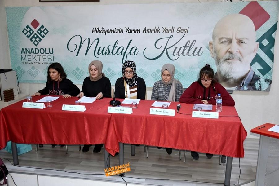 Karaman'da Anadolu Mektebi Rüzgârı Esti 39
