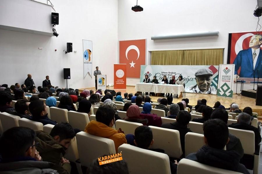 Karaman'da Anadolu Mektebi Rüzgârı Esti 4