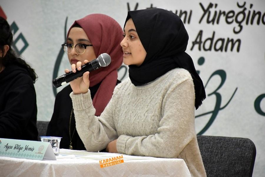 Karaman'da Anadolu Mektebi Rüzgârı Esti 5