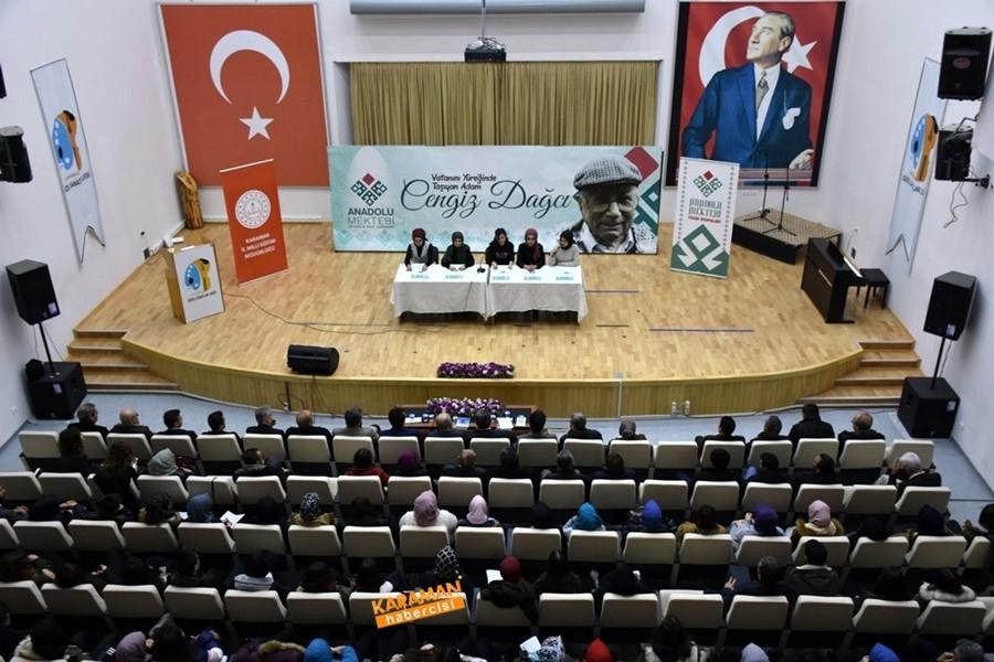 Karaman'da Anadolu Mektebi Rüzgârı Esti 6