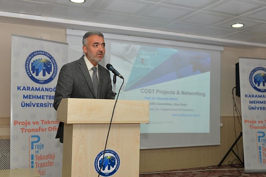 Karaman'da Cost ve Ufuk  2020 Eğitimi 2