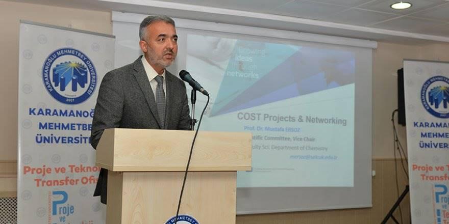 Karaman'da Cost ve Ufuk  2020 Eğitimi